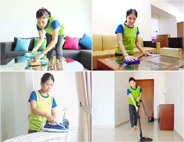 Công ty dịch vụ vệ sinh công nghiệp Thành Phong