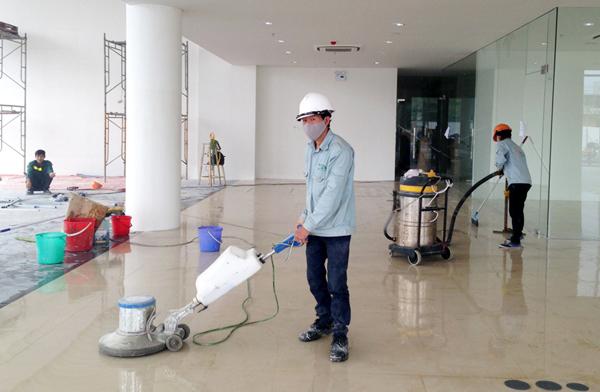 Công ty TNHH Kỹ thuật Xây dựng Vệ sinh công nghiệp Đại Quang