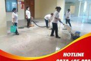 Dịch vụ vệ sinh công nghiệp tại quận 8