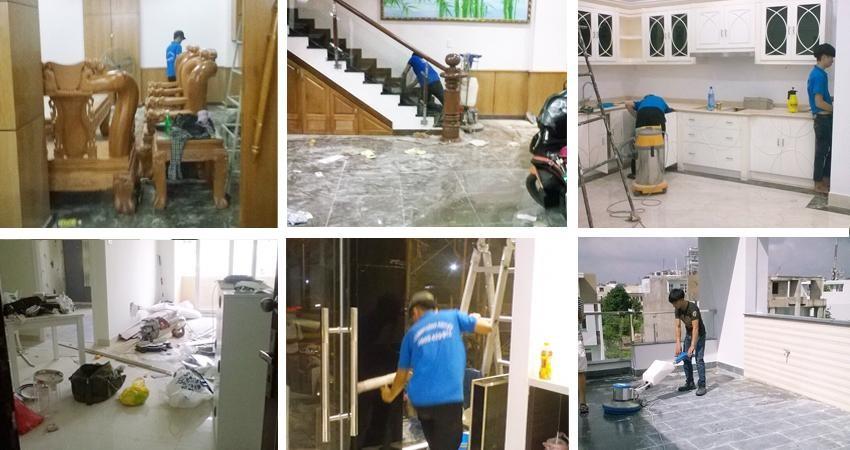 Công ty trách nhiệm hữu hạn vệ sinh công nghiệp Gia Hưng