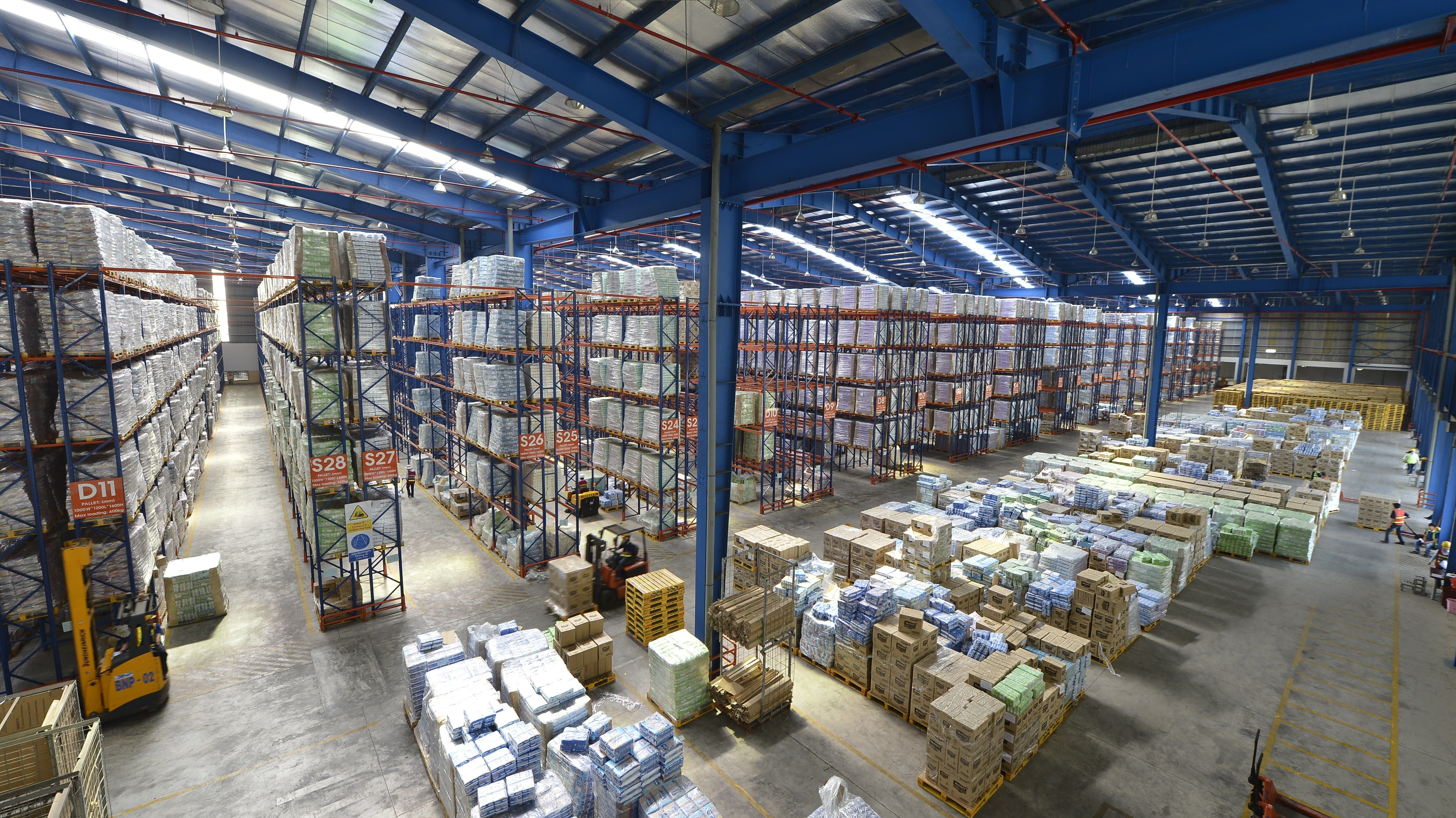 Dịch vụ vệ sinh nhà xưởng Đồng Nai