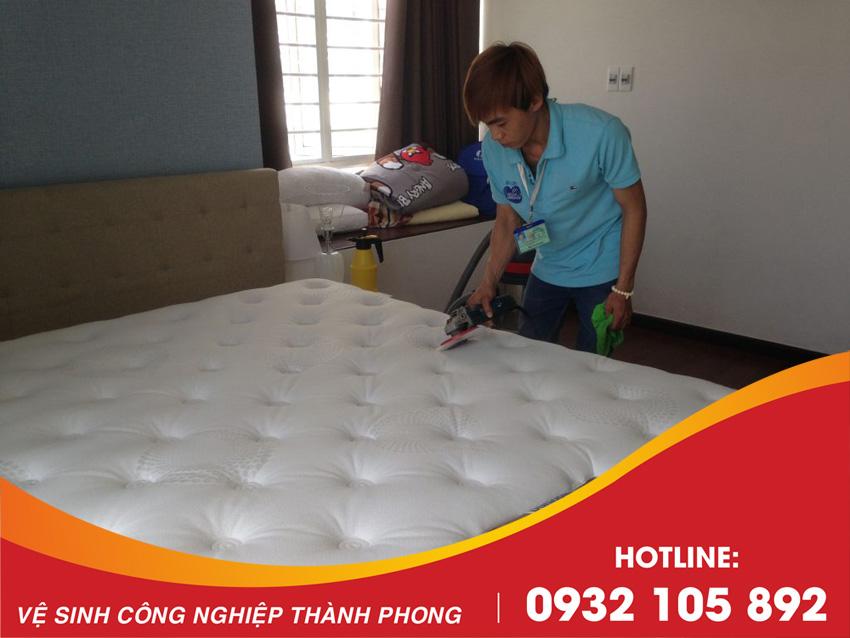 Thành Phong cung cấp dịch vụ giặt nệm tại Đà Nẵng uy tín, giá rẻ