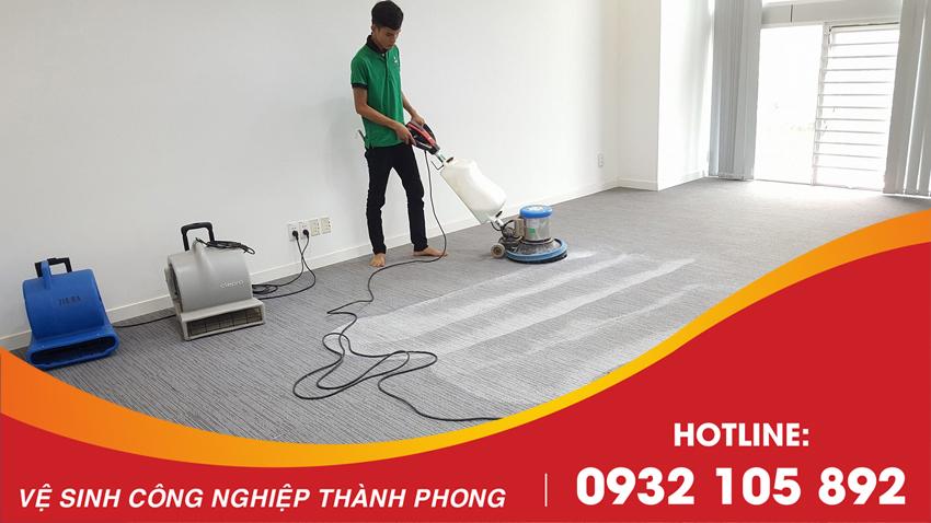 Thành Phong cung cấp dịch vụ giăt thảm tại Đà Nẵng uy tín chuyên nghiệp