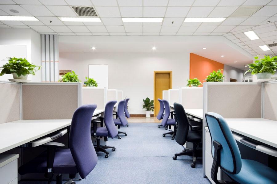 Vệ sinh văn phòng sạch đẹp nâng cao chất lượng công việc