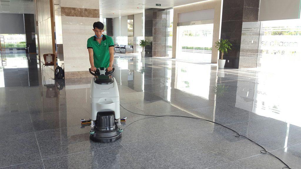 Dịch vụ vệ sinh công trình ở Đồng Nai